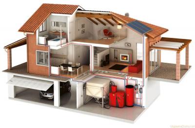 Как провести отопление в частный дом?