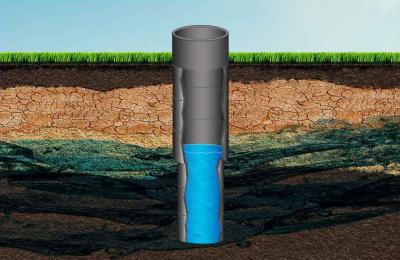 Углубление колодца — решение при уменьшении воды